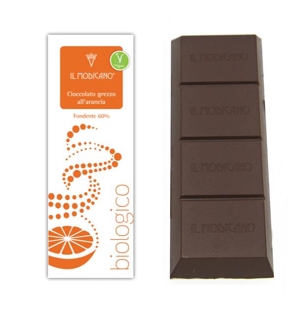 Cioccolato, Modica, arancia